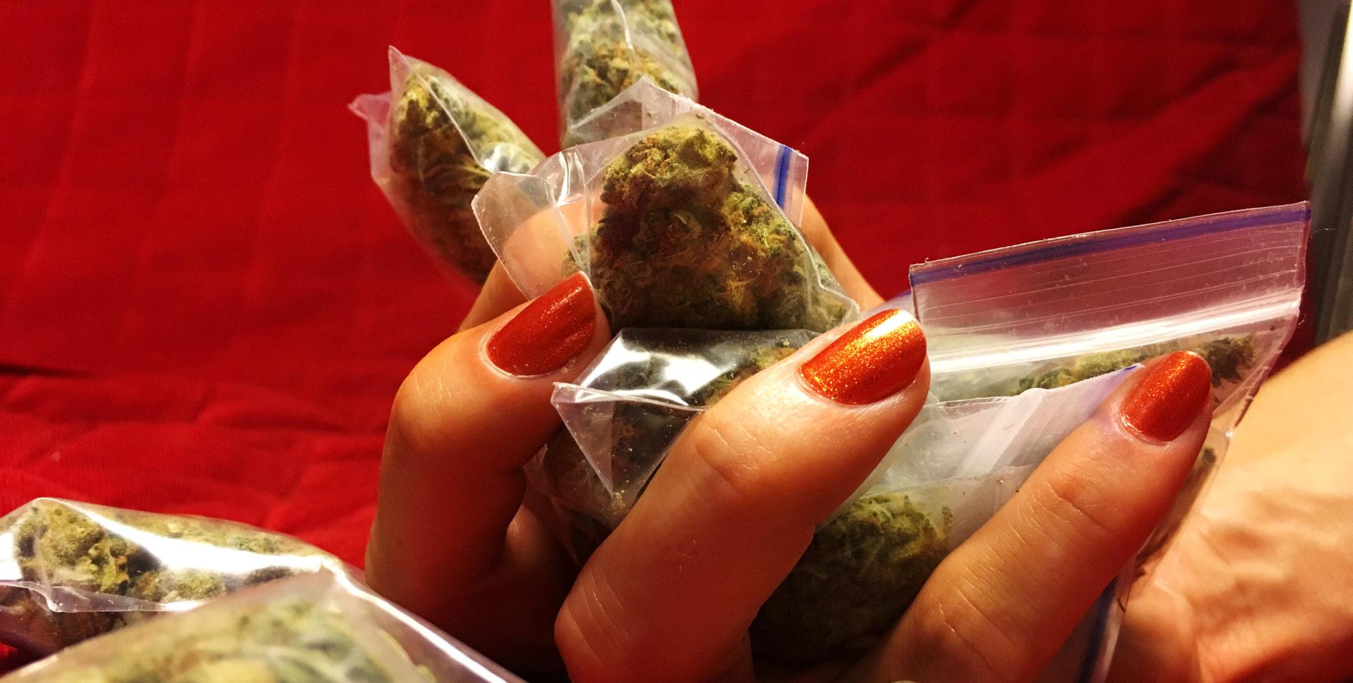 Mucha Marihuana
