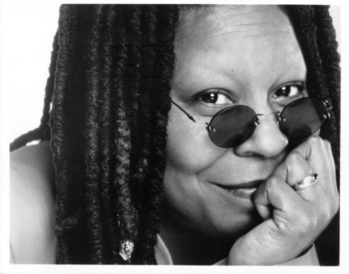 Whoopi Goldberg, por Timothy White