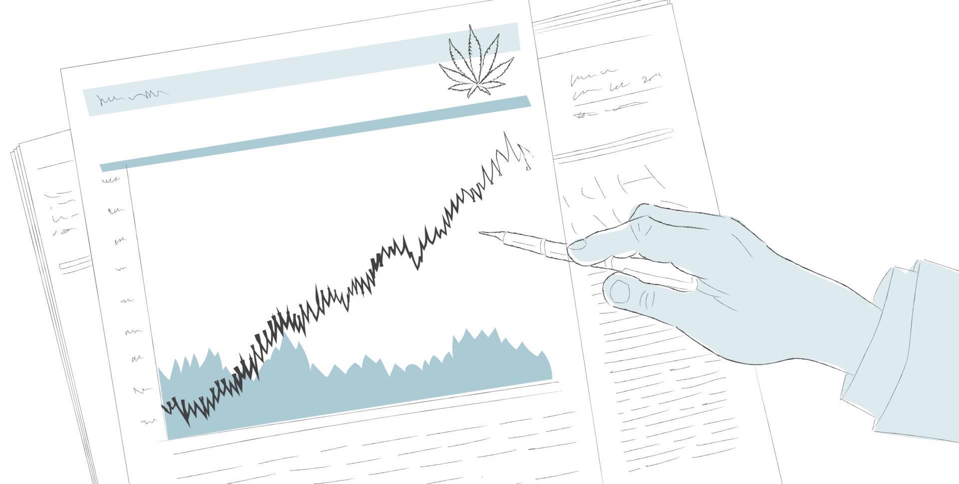 Acciones de Cannabis