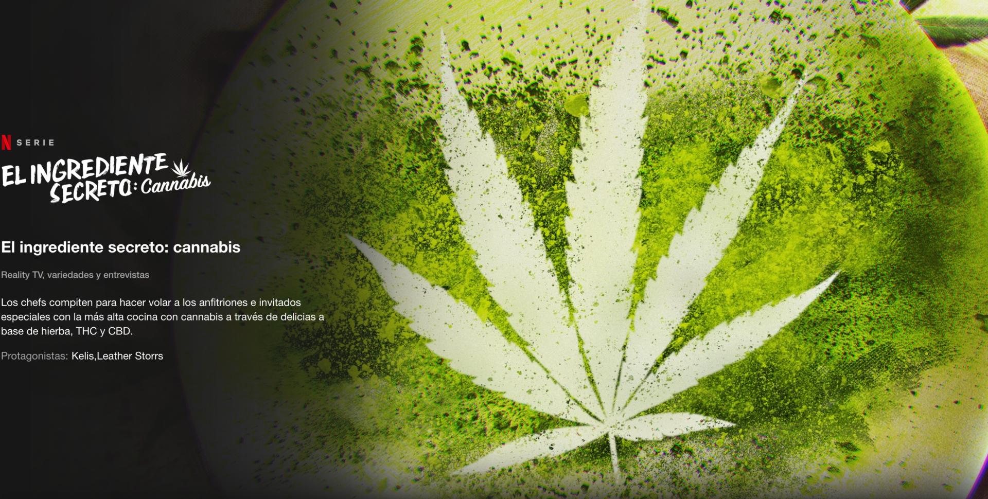 El Ingrediente Secreto: Cannabis