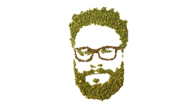 Seth Rogen Marihuana
