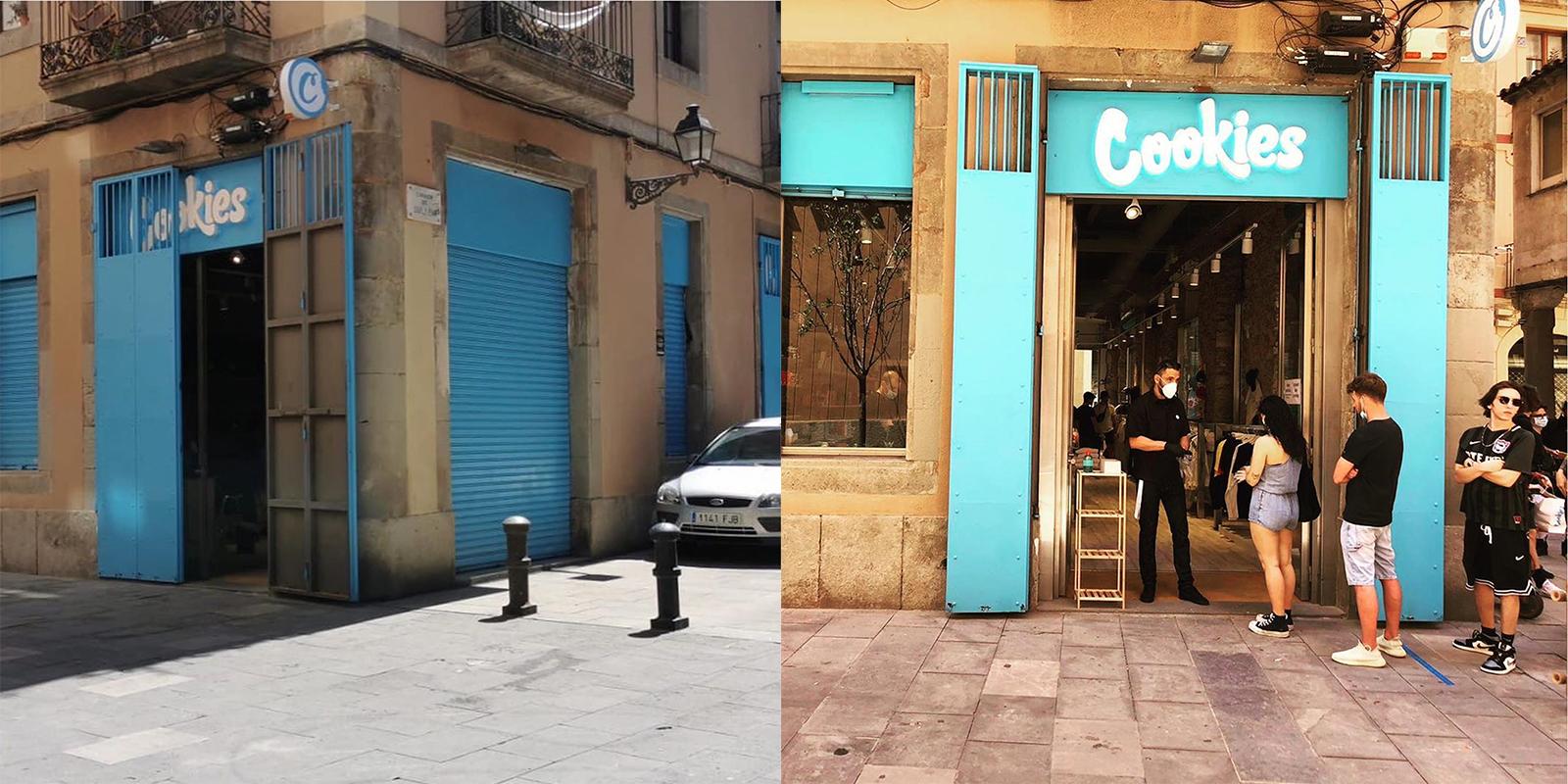 Cookies Barcelona