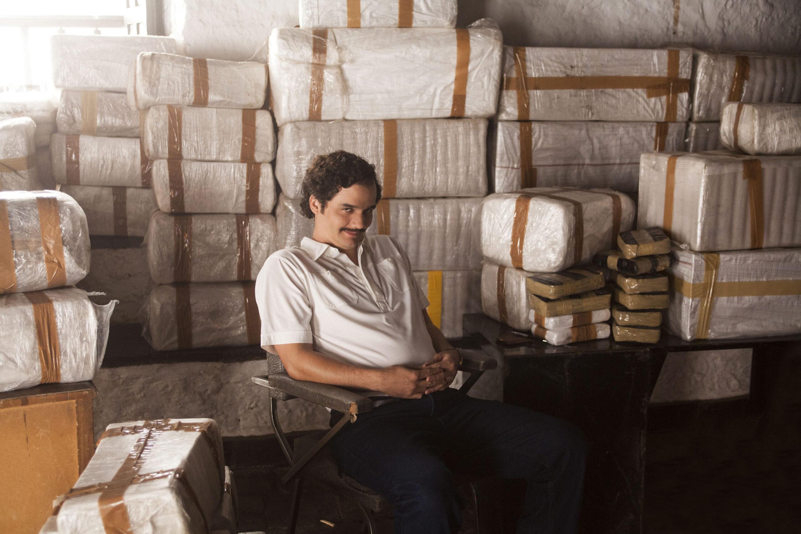 Ropa Narcos