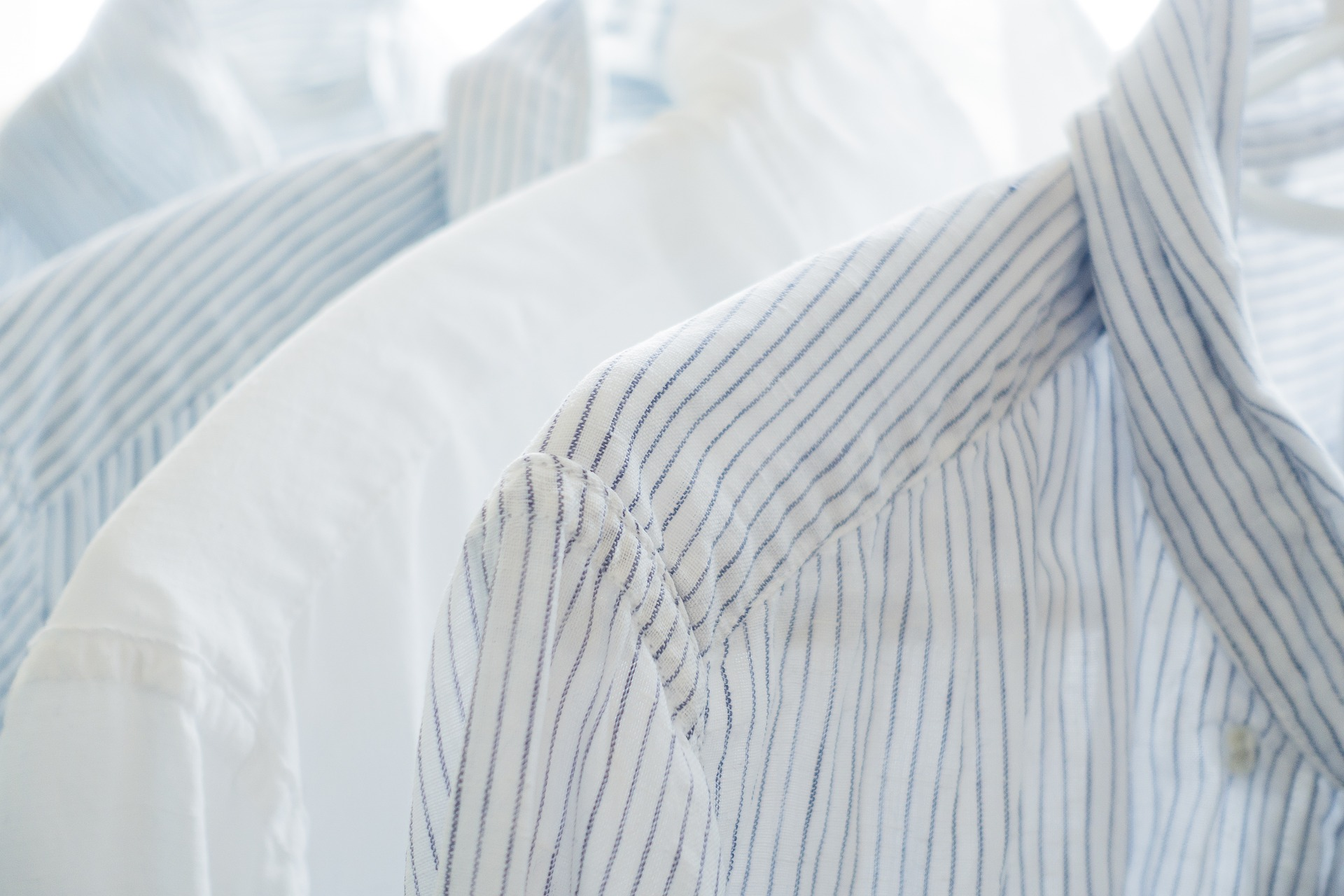 camisas de tela de hemp