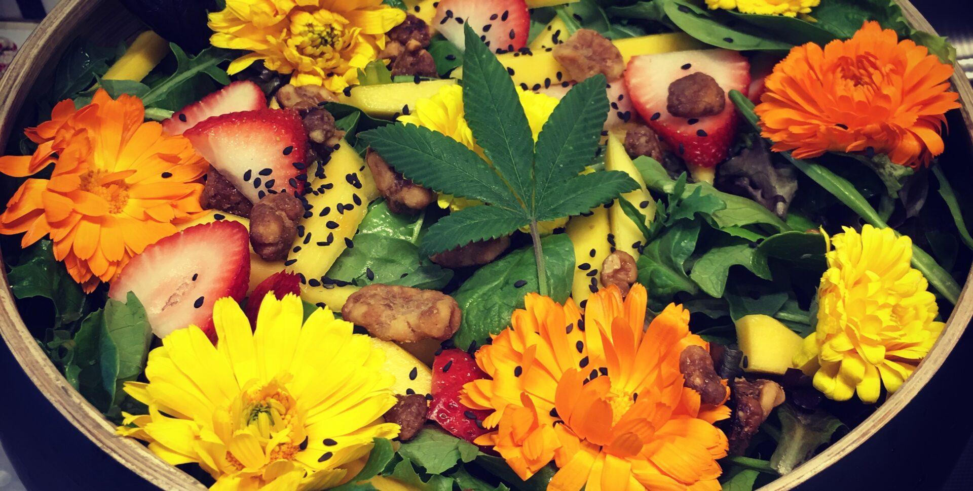 Cocinar con Marihuana