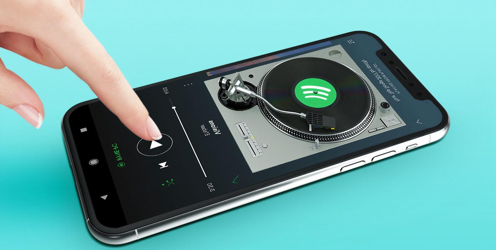 spotify universal music