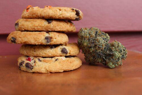 comida marihuana