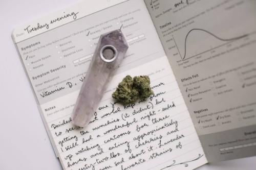 diario de marihuana medicinal