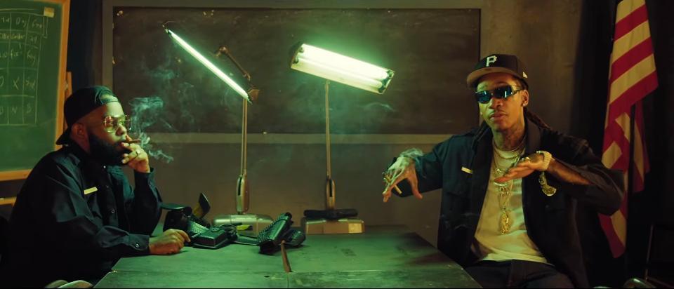 Wiz Khalifa Porro