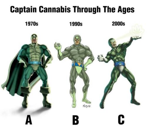 Capitan Cannabis