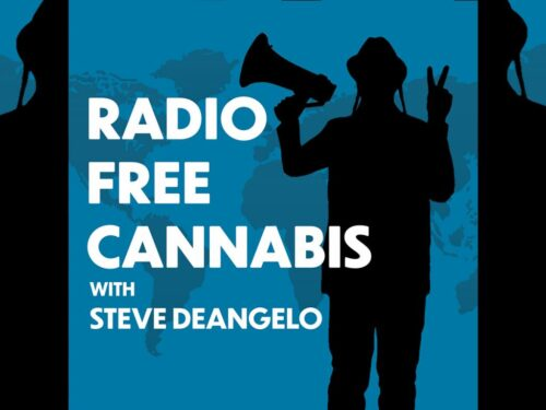 radio free cannabis steve deangelo