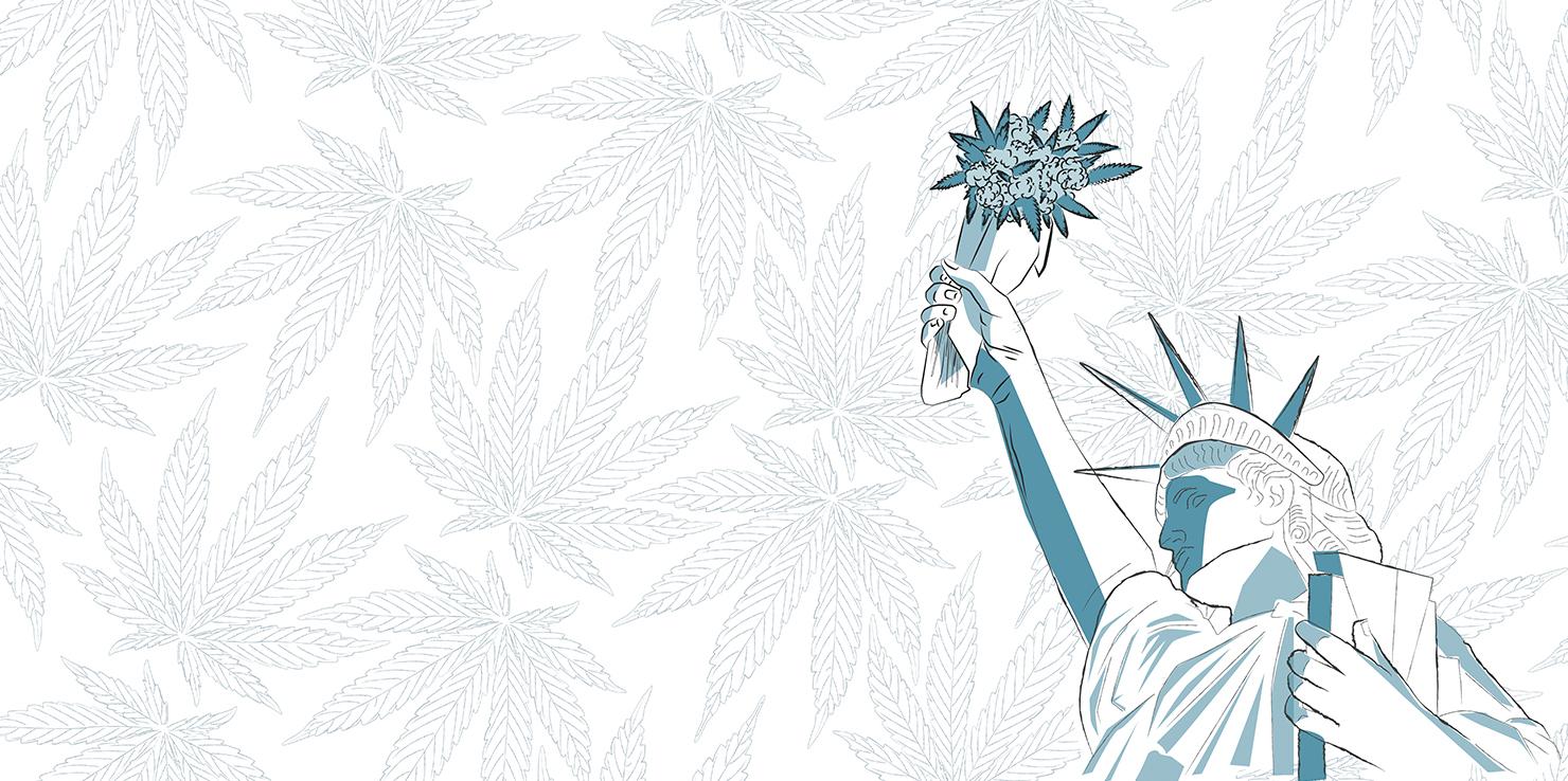 legalización EEUU