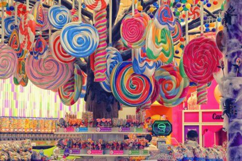 dulces de marihuana